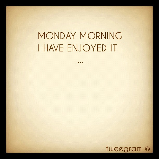 #tweegram #monday #morning #onequotes #iphone4 #iphonegraphy #cerealoatz  (Taken with instagram)