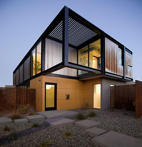 theblackworkshop:  Modern House in Tempe, Arizona by Chen + Suchart Studio