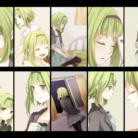 Megpoid Gumi - I want to meet you