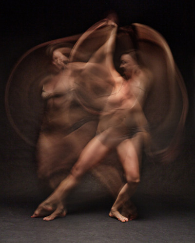 Graceful Dancers: Movements Through Time by Bill Wadman