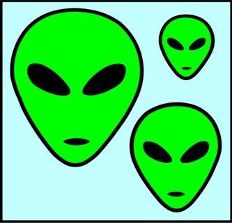 alien head on Tumblr