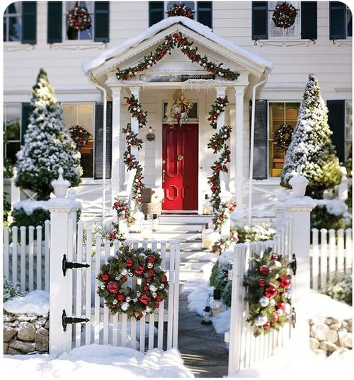 south4life:  What my dream house would look like on Christmas morning.
