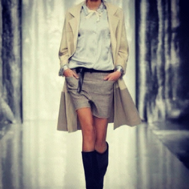 #fashion #lookbook #runway #presentation #springsummer #spring2012 #summer2012 #fashionweek  #models #russianfashionweek #mercedesbenz #russia #womenswear #ybwantstowear #galashow #julianikolaeva (Taken with instagram)