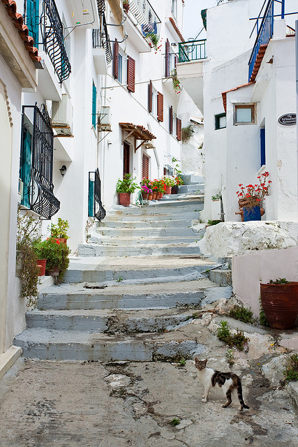 travelingcolors:  Skiathos | Greece (by Viktormk1)