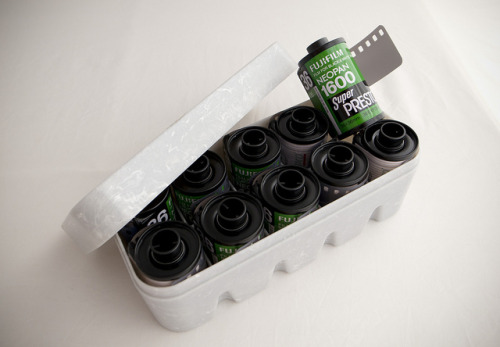 Fujifilm hard film case on Flickr.There are a few left. Come and get them. www.japancamerahunter.com