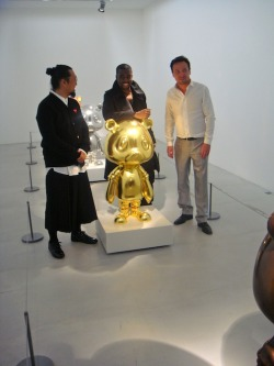 justanartist:  Takashi Murakami is too dope