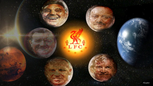 Pioneers of LFC Universe - Timeless Moment