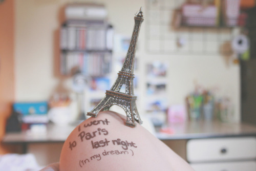 39/365 I went to Paris by Honey Pie! on Flickr.