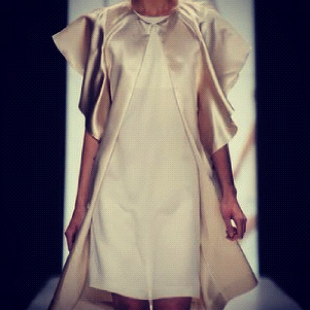 #fashion #lookbook #runway #presentation #springsummer #spring2012 #summer2012 #fashionweek  #models #russianfashionweek #mercedesbenz #russia #womenswear #ybwantstowear #lenakarnauhova (Taken with instagram)