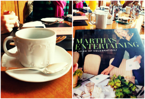 Martha's Entertaining: 4 Year of Celebrations