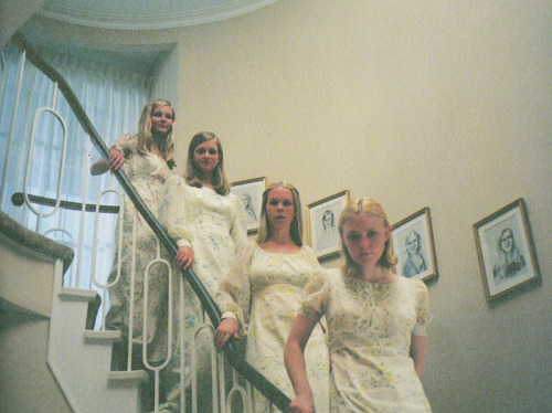 suicideblonde:  The Virgin Suicides