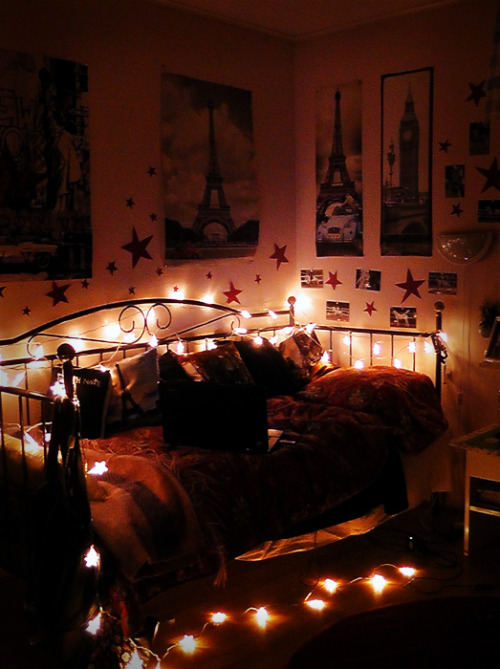 room lights on Tumblr