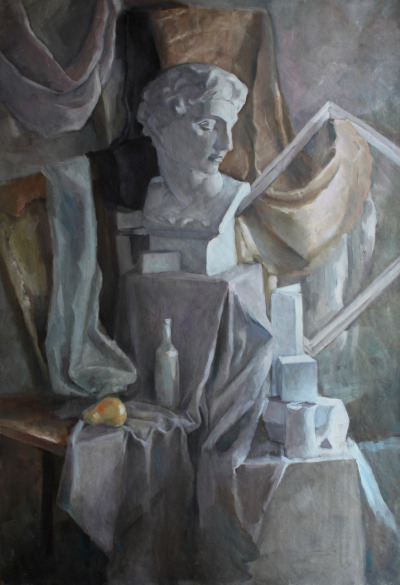 Oils on canvas 56x84, 2010