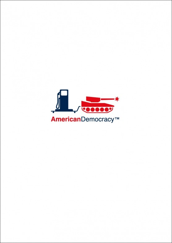 2011 Top 30American Democracy A visual statement on American Democracy.Design by Ashraf Refaat