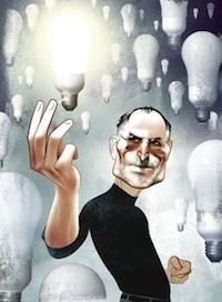 "longreads:   Was Steve Jobs a Samuel Crompton or was he a Richard Roberts? In the eulogies that followed Jobs's death, last month, he was repeatedly referred to as a large-scale visionary and inventor. But Isaacson's biography suggests that he was much more of a tweaker. He borrowed the characteristic features of the Macintosh—the mouse and the icons on the screen—from the engineers at Xerox PARC, after his famous visit there, in 1979. The first portable digital music players came out in 1996. Apple introduced the iPod, in 2001, because Jobs looked at the existing music players on the market and concluded that they ""truly sucked.""  ""The Tweaker."" — Malcolm Gladwell, The New Yorker See more #longreads from Malcolm Gladwell"