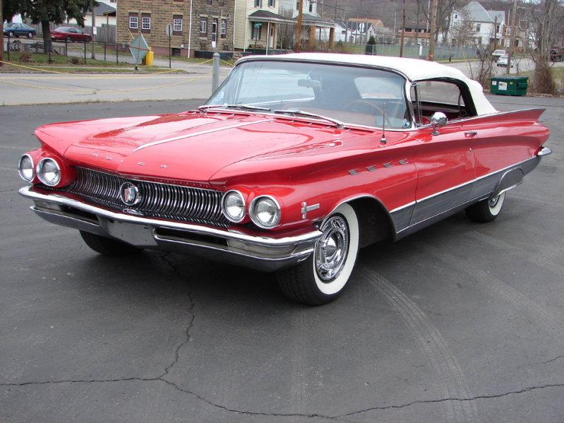 1960 buick electra convertible - photo #25