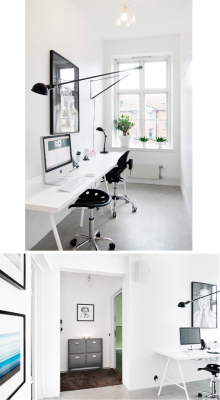musesofdesign:  (via DESIGN & FORM » Blog Archive » WORKSPACE LOVE)