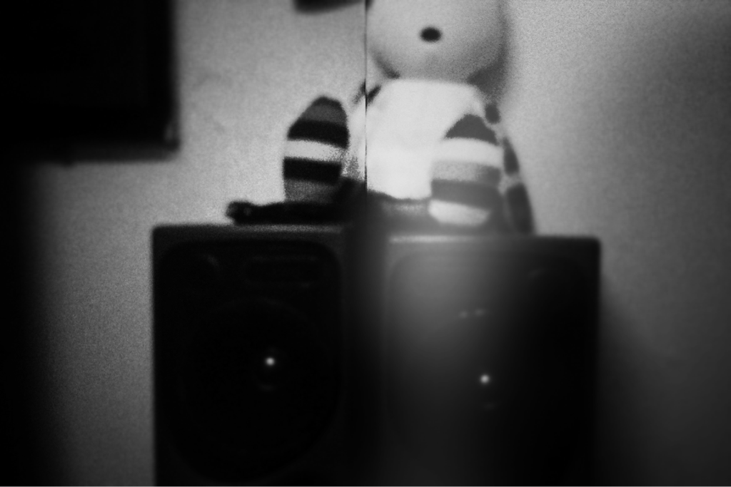 Exif data: iPhone 3gsClassicTOY2 (camera apps with black&white film preset)Snapseed (editing apps)