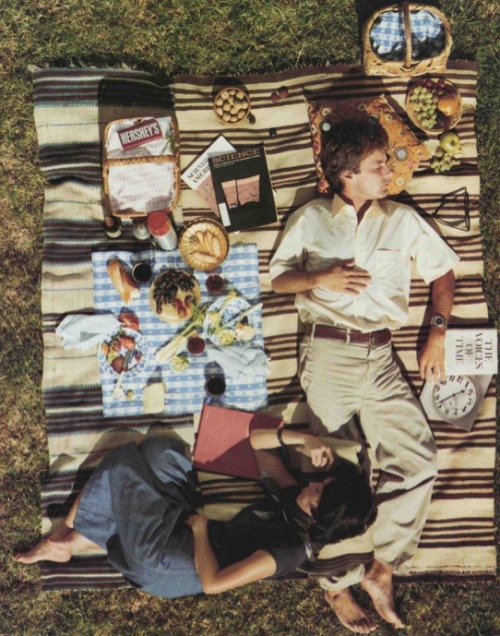 1970s picnic fashions September 1976 issue of Scientific American