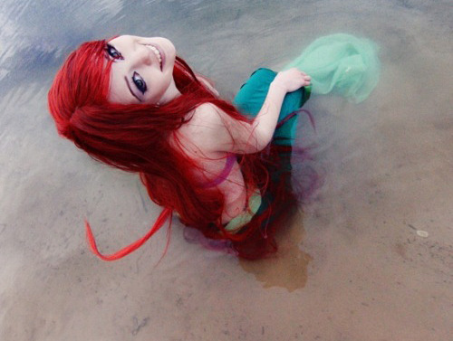 Gorgeous Ariel Cosplay!