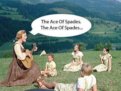 The Sound Of Music as it should have been…
