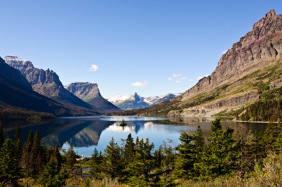 Glacier National Park, Montana | www.my7continents.com