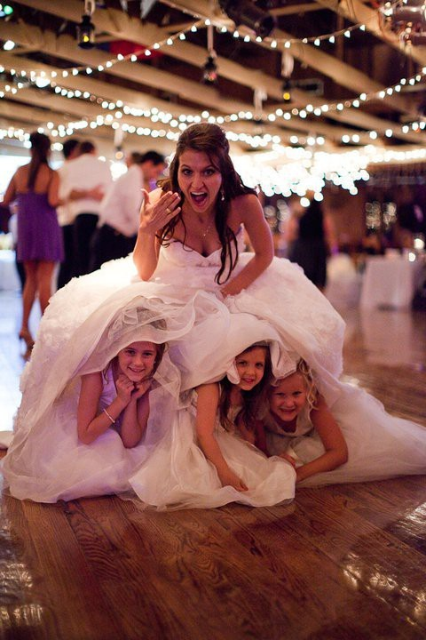 sweetlittlesnippets:  this is going to happen at my wedding. not sure when that will be but it will happen.
