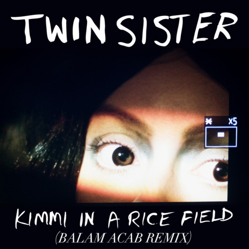 Twin Sister - Kimmi in a Rice Field (Balam Acab Remix)