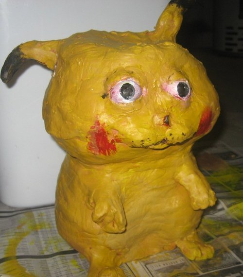 Russian Pikachu wants to die