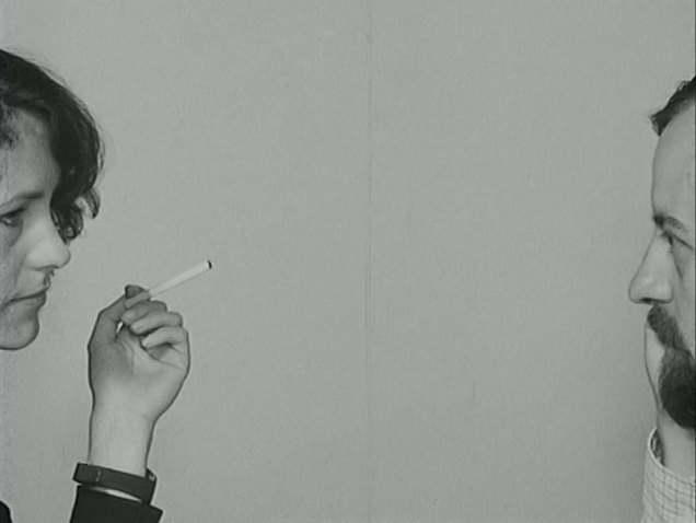clavicola:  Anatomy of a Relationship (Luc Moullet, 1976) in stills #10