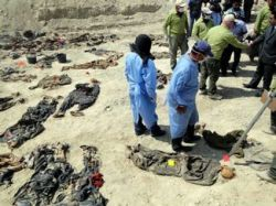 (via Mass grave, 222 bodies found in Iraq | Sunshine Coast News | Local News in Sunshine Coast | Sunshine Coast Daily)