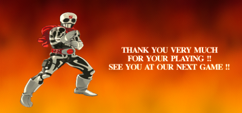 "Here's Skullomania from Street Fighter EX, who was in the ""Hallowe'en-y Fighting Game Characters"" thingy. He's a cool guy."