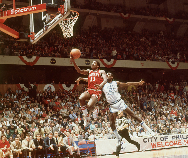 Indiana guard Isiah Thomas glides past North Carolina's Jimmy Black during the 1981 NCAA championship game in Philadelphia. See who's going to dominate the conference this year in SI.com's Big Ten preview. (Rich Clarkson/SI) WINN: Big Ten primer - questions surround possible title contenders GLICKSMAN: Sullinger, Craft are crucial anchors for Ohio StatePOWER RANKINGS: See who's on top to start the season