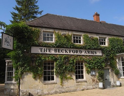 The Beckford Arms Submitted by Jay