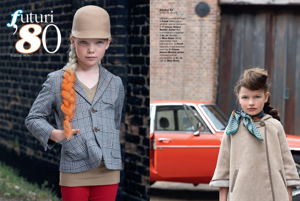 poshkids:  Ph. Julia Bostock
