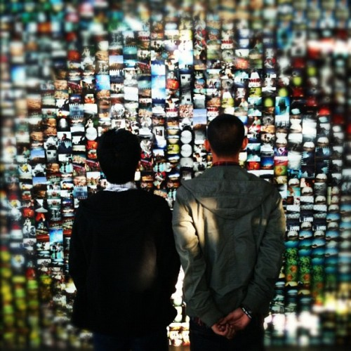 Lomography gallery w/ the bro bros (Taken with instagram)