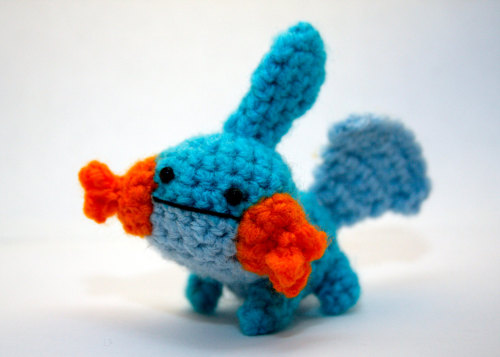 I herd you liek Mudkips, so I started making some! Order here.