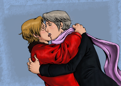 there's a lot of USUK on my dash. time to even it out with some nice fluffy RusCan