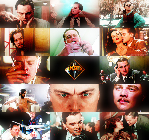 "The Top 10 Leonardo DiCaprio Movies: As Chosen By You#7 → The Aviator (13 votes) ""Sometimes, I get these feelings, Katie. I get these ideas, these crazy ideas about things that may not really be there. Sometimes I truly fear that I am losing my mind. And if I did, it would be like flying blind."""