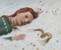 Snow Bed by Aron Wiesenfeld