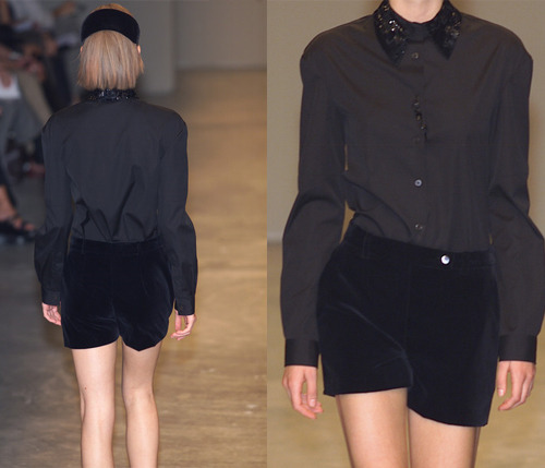 highlikefashion:  Prada Spring 2001