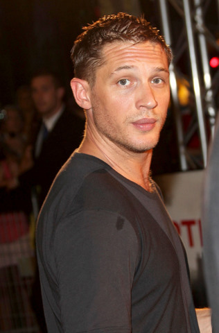 Tom Hardy We know him from movies like Inception and Star Trek, and he is one hunk! We all have a soft spot for those British men. And sure, he's battled alcoholism and a crack addiction, but hey— we all have our ups and downs!! Father to Louis