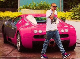 My Two Faviorte Things PINK & CHRIS BROWN ! <3