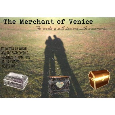 Merchant of Venice poster by kalvr2010 featuring a heart broochPlastic Bat heart brooch£6 - hannahzakari.co.uk