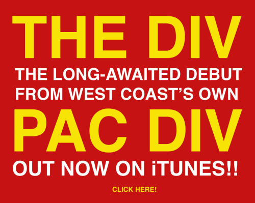 goronnie: itsthediv:  IT'S OFFICIAL!! The Div is out on iTunes now!  After all the free music over the years, it feels good to actually have an album for sale!  So click the pic (or HERE) to get to iTunes & support the cause!  Thanks to everyone for everything over the years & enjoy The Div!  AND IM ON THAT MUG TOO!!!  TRACK 5!!