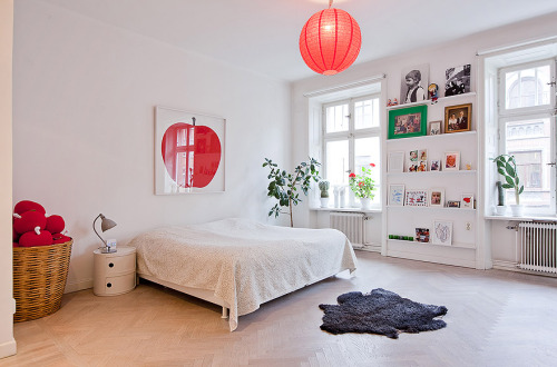 fromscandinaviawithlove:  Photo from Swedish real estate agent Skeppsholmen.