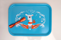 Winter Wonder tray from Darling Clementine.