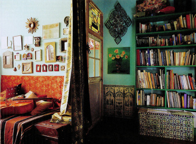 the-iridescence:  Moroccan Inspiration (by High Fashion Home)