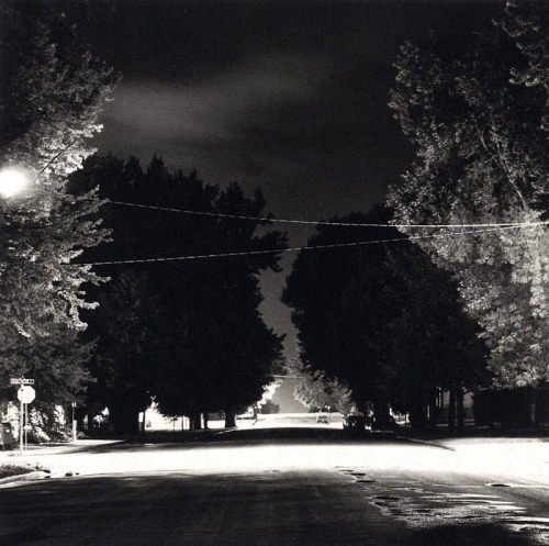 -outlying-:  Robert Adams, Longmont, Colorado, 1976