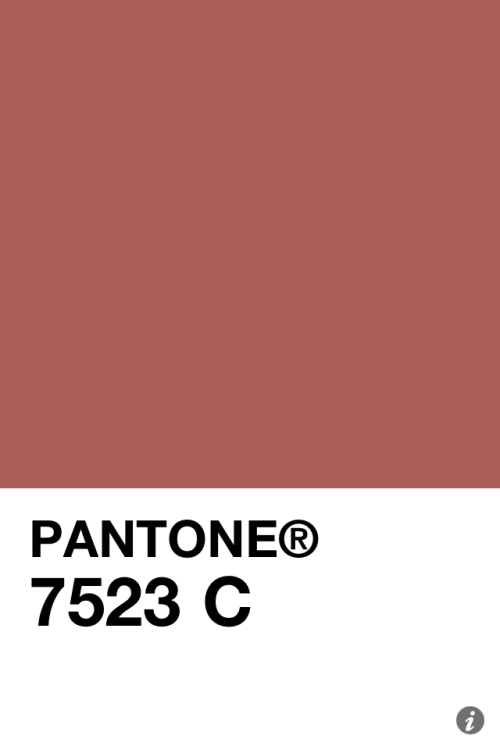 05 | brique Pantone 7523 C - light?
